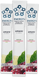 Amare Energy Sample